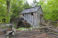 Cable Mill Stock Photos