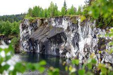 Free Marble Canyon Royalty Free Stock Photo - 15213775