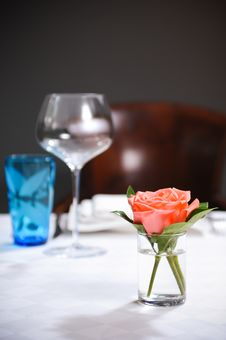 Simply Table Decoration