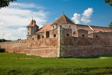 Free Fagaras Fortress Royalty Free Stock Images - 15214129