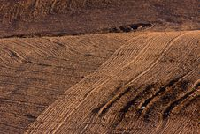 Free Ploughed Field Stock Photo - 15214270