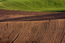 Free Ploughed Field Stock Images - 15214404