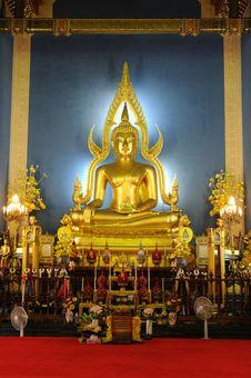 Free The Buddha Image Stock Photos - 15214773