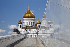 Free View Of Christ The Savior Cathedral Royalty Free Stock Photo - 15214905