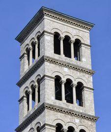 Free Campanile, Italian Steeple Stock Image - 15216551