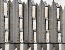 Free Gothic Facade Royalty Free Stock Images - 15216589