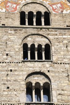 Free Belltower Of Arish Church Of Stans, Switzerland Stock Photography - 15216802