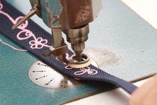 Free Sewing Machine Stock Photo - 15216850