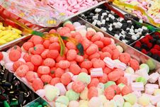 Free Colored Candy Royalty Free Stock Images - 15216949