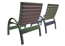 Free Deck Chairs Stock Photos - 15218983