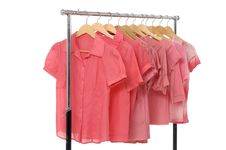 Free Red T Shirts Royalty Free Stock Photography - 15219807