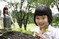 Free Curious Girl Stock Image - 15220841