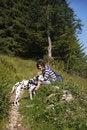 Free Boy With Dog Stock Photos - 15225243