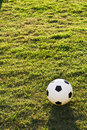 Free Football On Field1 Royalty Free Stock Photography - 15226887