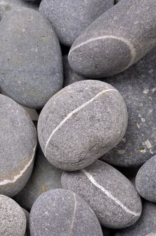 Pebble Stones Royalty Free Stock Photo
