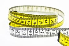 Free Tape Measure Royalty Free Stock Image - 15221246