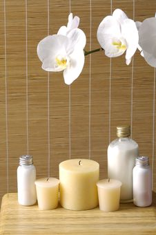 Free Spa Still Life Stock Images - 15221724