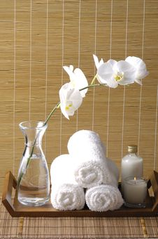 Free Spa Still Life Royalty Free Stock Images - 15221759