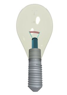 Free Light Bulb In Perspective Stock Image - 15221881