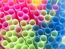 Free Straws Bacground Royalty Free Stock Photography - 15221967