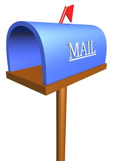 Free Mailbox Stock Photography - 15222052