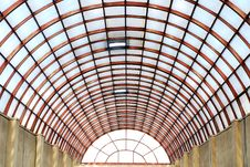 Free Glass Roof Stock Image - 15222201