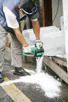 Free Cut Ice Stock Photo - 15223600