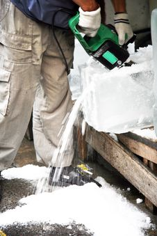 Free Cut Ice Stock Photo - 15223610