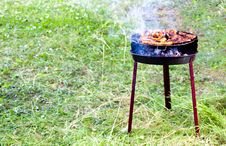 Free Rib-eye On The Grill Stock Photo - 15223860