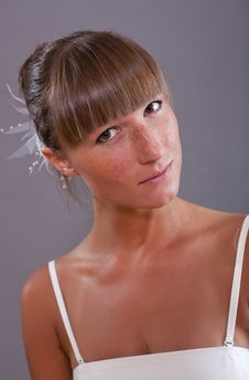 Free Tanned Bride Stock Photos - 15224273