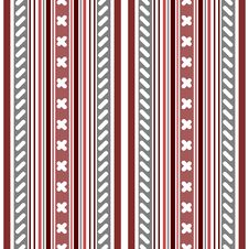 Seamless Striped Pattern Royalty Free Stock Images