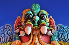 Free Hindu God 1 Stock Photos - 15225273