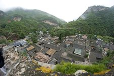 Free Chinese Ancient Village Stock Photography - 15225332