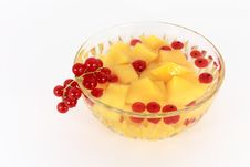 Free Peach Compote Royalty Free Stock Images - 15225649