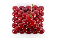 Free Sour Cherries Stock Images - 15225704