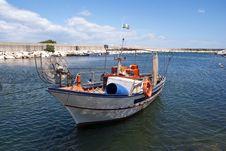 Free Fishing Boat Stock Photo - 15225830