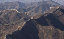 Free Great Wall Of China Simatai Royalty Free Stock Photography - 15225947