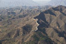 Free Great Wall Of China Simatai Stock Image - 15226051