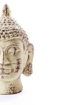 Free Buddha Head Royalty Free Stock Photography - 15226287