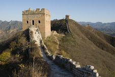 Free Great Wall Of China Simatai Stock Photos - 15226293