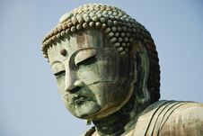 Free Daibutsu Budha Immage Royalty Free Stock Photo - 15226315