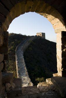 Free Great Wall Of China Simatai Royalty Free Stock Photography - 15226367