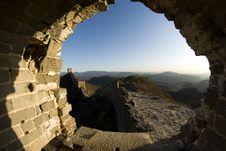 Free Great Wall Of China Simatai Stock Photo - 15226390