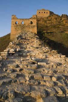 Free Great Wall Of China Simatai Royalty Free Stock Images - 15226459