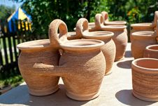 Free Clay Pot Stock Photo - 15227000