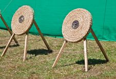 Archery Competition Stock Photos