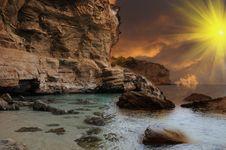 Free Island Scenery Stock Images - 15227154