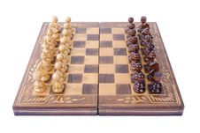 Free Chess Board Stock Photo - 15227610