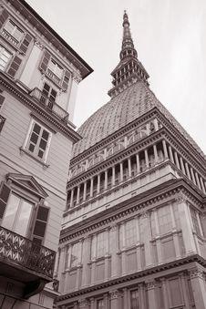Free Mole Antonelliana Building In Turin Stock Photos - 15228423
