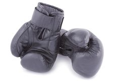Free Couple Of Boxing-gloves Royalty Free Stock Image - 15229236